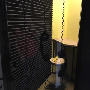 Акустический поролон звукопоглощающий в помещении