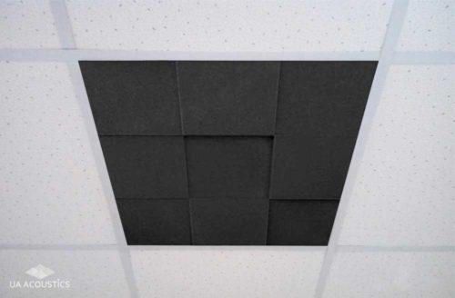 """Акустическая плита для потолочных систем """"Puzzle""""."""