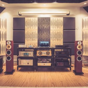 New Listenning Room By CH.THANO