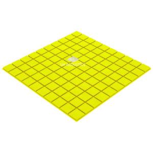 Акустический поролон квадра 20 мм (1 х 1 м) желтый UA Acoustics