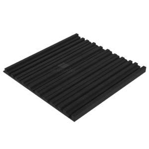 Акустический поролон «Метро» 30 мм (50 х 50 см) Черный графит