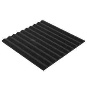 Акустический поролон пила 20 мм (50 х 50 см) черный графит UA Acoustics