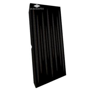 Звукопоглощающая акустическая панель (Pulsar Long) Maxi - Black
