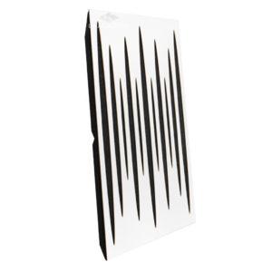 Звукопоглощающая акустическая панель (Pulsar Long) Maxi - White