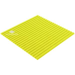 акустический поролон линии (20 мм) желтый
