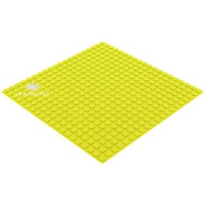 акустический поролон плитка (20 мм) желтый