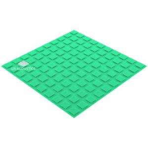 акустический поролон плитка xl (20 мм) изумрудный