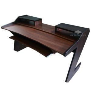 Стол для студии звукозаписи «StudioPlace» Венге-орех (Раздельная)