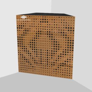 Басовая ловушка «Universe» Base (Nut)