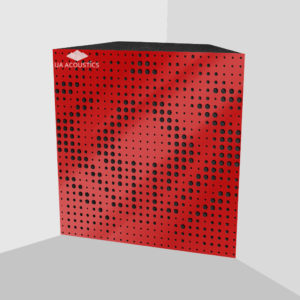 Басовая ловушка «Universe» Base (Red Gloss)