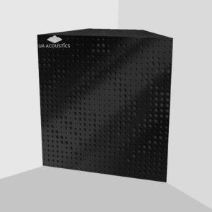 Басовая ловушка «Universe» Maxi (Black Gloss)