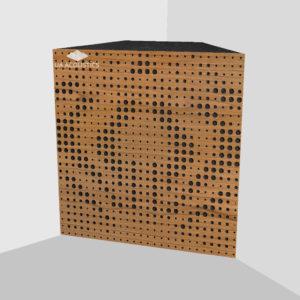 Басовая ловушка «Universe» Maxi (Nut)