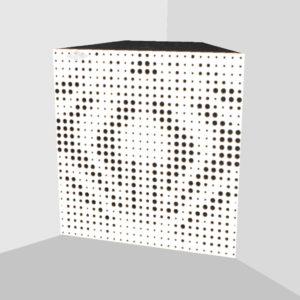 Басовая ловушка «Universe» Maxi (White)