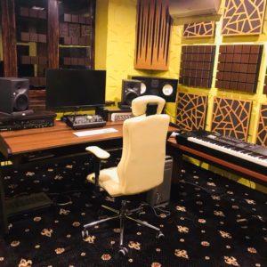 Фото от клиента UA Acoustics