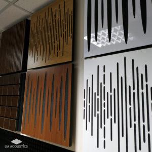 Звукопоглощающая акустическая панель «Stripes». Цвет в ассортименте.